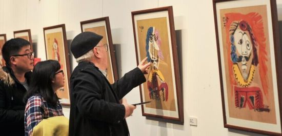 艺术大师毕加索与达利原作昆明展出