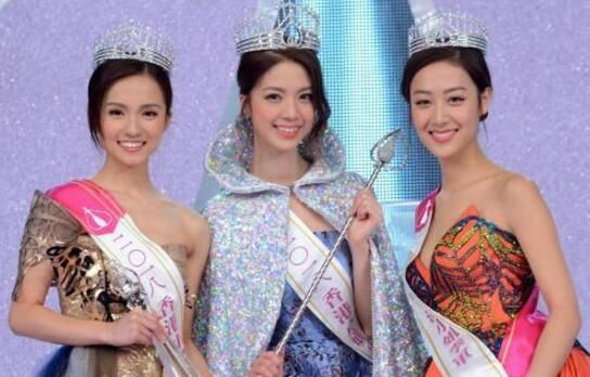 2018香港小姐冠军诞生