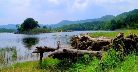 石林长湖风景区规划图