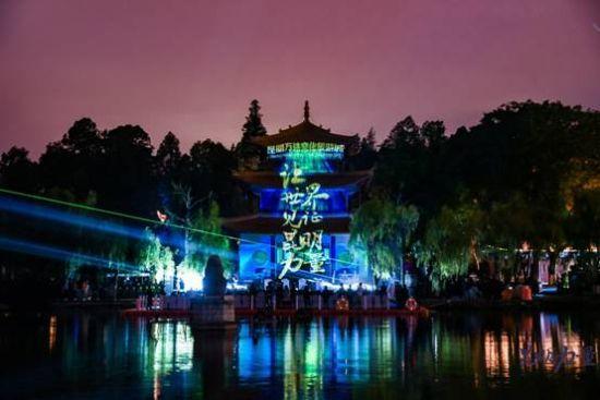 昆明万达文化旅游城,以娱雪乐园,海洋乐园,飞行影院三大世界乐园,旅游