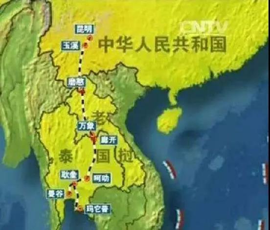 中泰铁路下月签约,建成后昆明到曼谷可朝发夕至!