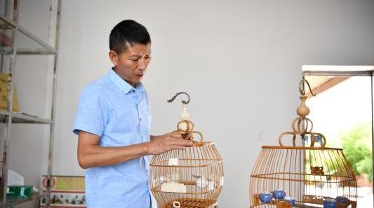 """云南晋宁有个神秘""""鸟笼村"""" 一个鸟笼竟卖10万!"""