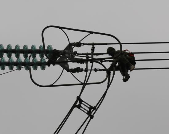 脉冲电网接线图