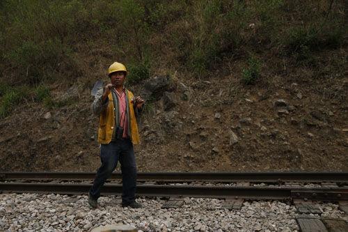 滇越铁路上最可爱的人
